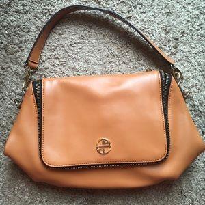 Segolene Tan Shoulder Bag